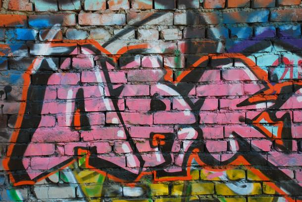 Graffiti On The Brickwall.jpg