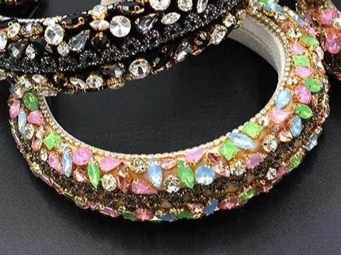 Crystalized  Luxury Headband