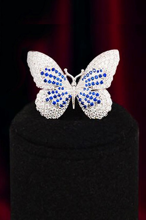 Butterflies Couture Jewelry Ring