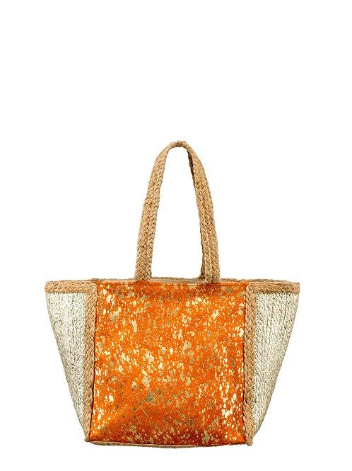Shoulder bag orange