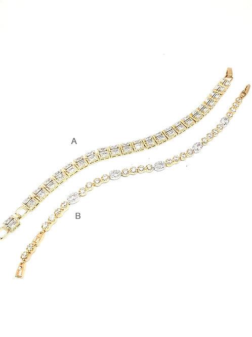 Royal Zircon Bracelets
