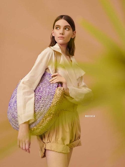 Handbag purple