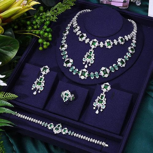 Couture Zircon Set