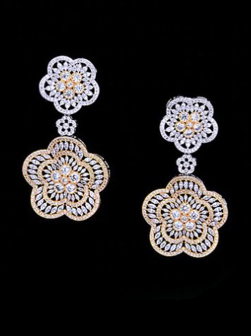 Couture Statement Earrings