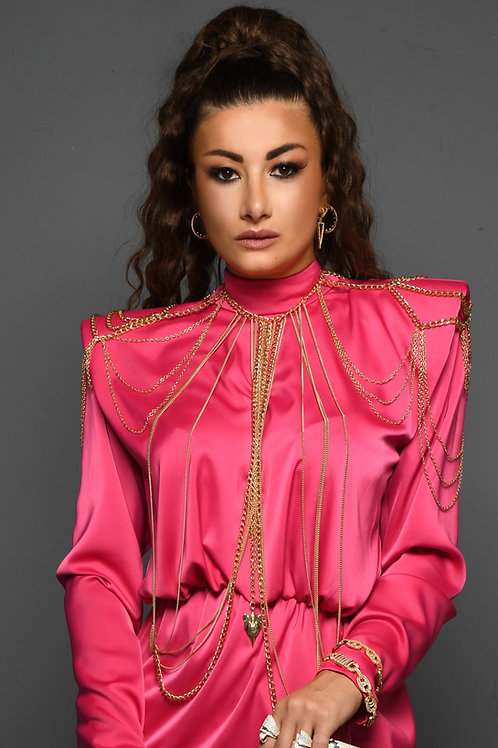 "Jewel bodypiece- "" Seduction "" Couture Collection"