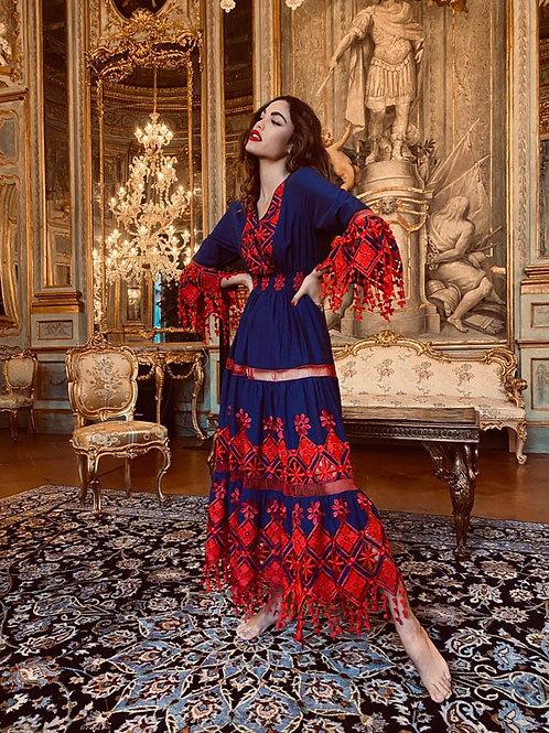 Lacy Long Dress
