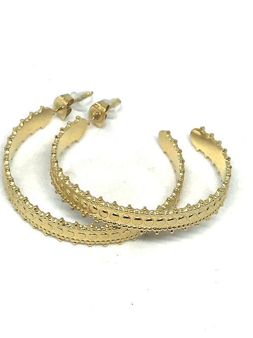 Boho Hoops Earrings