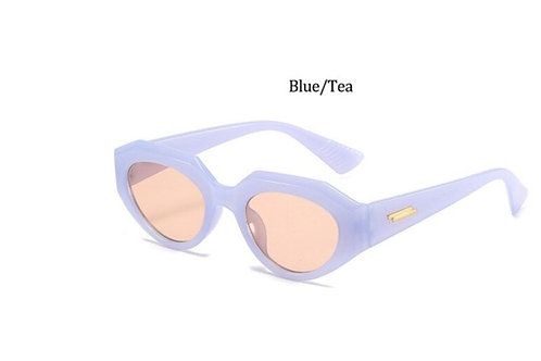 Tea frame sunglasses