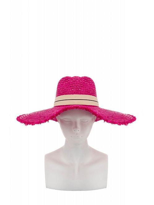 Cappello fuchsia