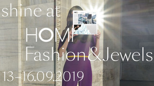 NATC EXPOSE HER COUTURE COLLECTION AT HOMI MILANO INTERNATIONAL EXHIBITION