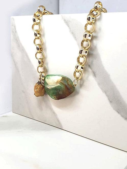 Chocker/Princes Charms Necklace