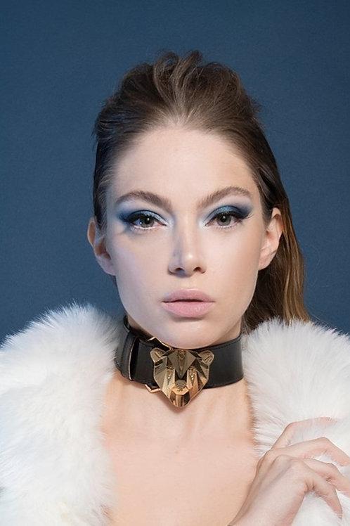 Polar Bear Couture Collection Choker