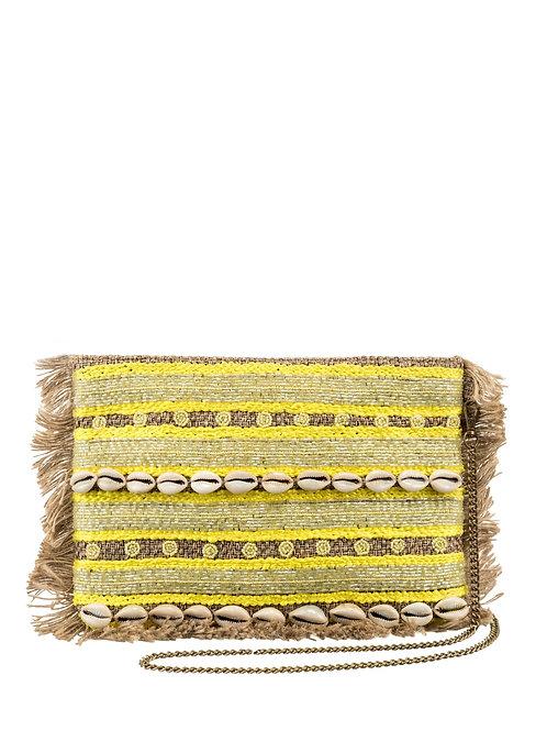 Crossbody bag yellow