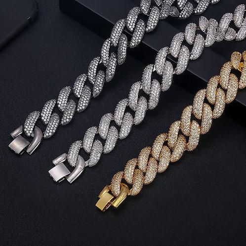 Statement chain Bracelets