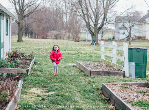 PA Photographer | Spring photo sessions