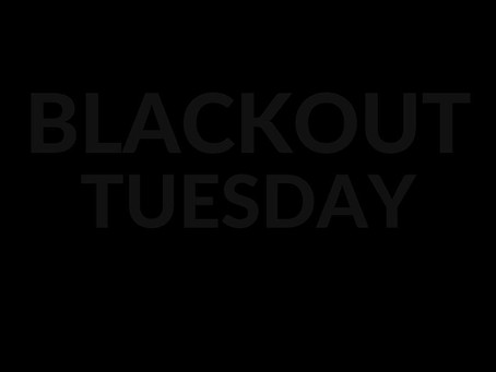 #BLACKOUTTUESDAY | WE SEE YOU. WE HEAR YOU. WE SUPPORT YOU