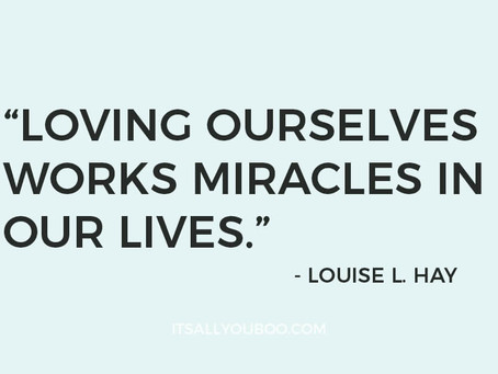 LOVE YOURSELF | MOTIVATION MONDAY