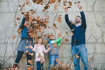 Fall Family Photoshoot