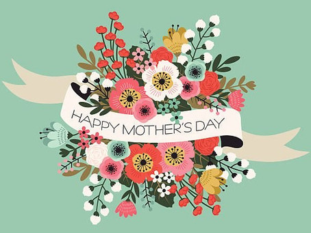 Happy Mother's Day!   Love yourselves