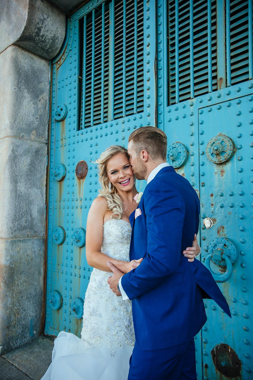 Philadelphia Wedding | A Cescaphe Ballroom Wedding