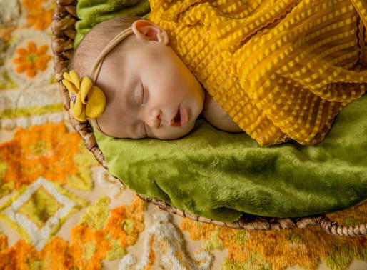 Newborn Photographer | Baby Emma