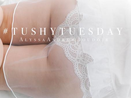 #TushyTuesday | PA Boudoir Studio