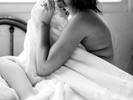 This is REALLY why YOU Should You Book a #Boudoir Session right NOW