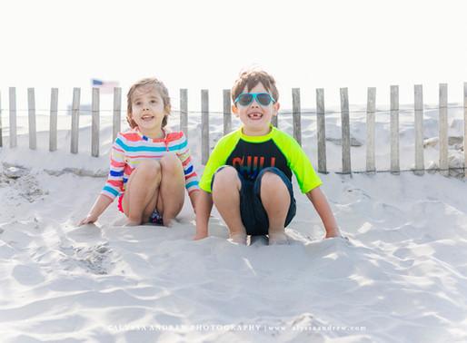 Beach Sessions | Sea Isle City NJ Photographer