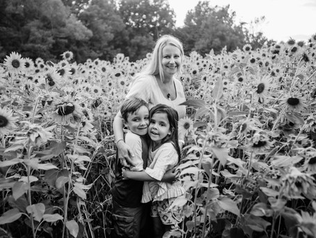 PA Boudoir Photographer | My Children and I