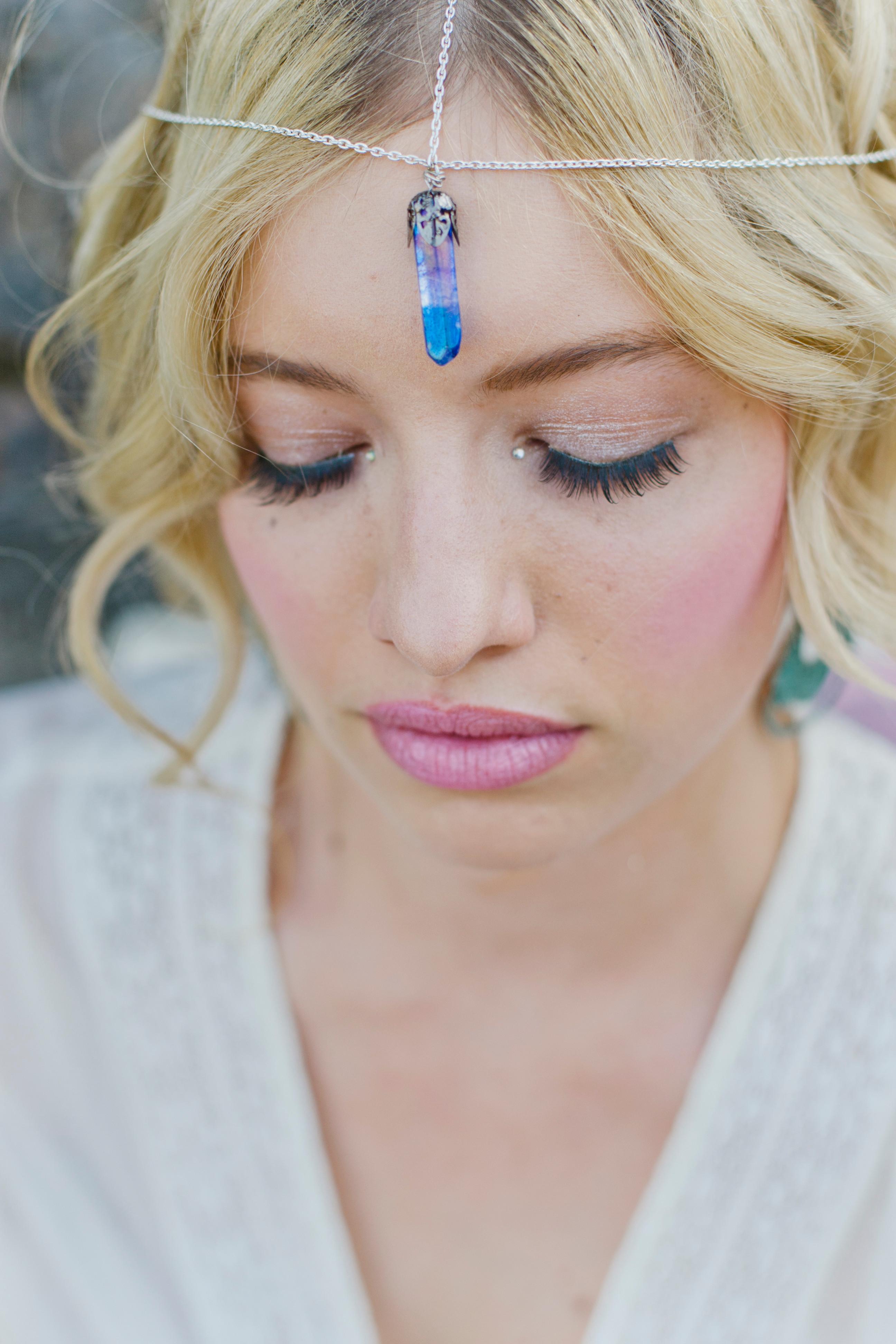 Makeup & Lash Application