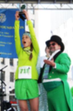 Shamrock Run Walk Registration