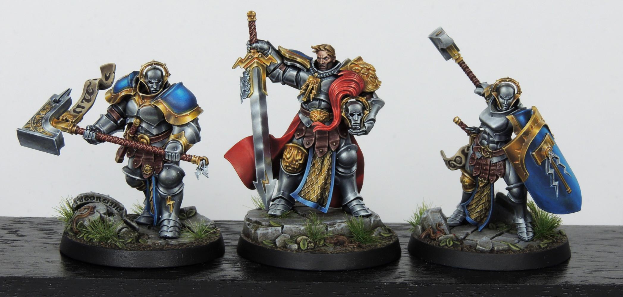 Steelheart's Champions