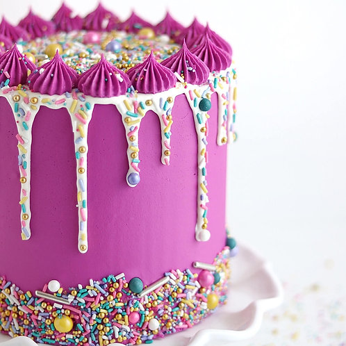 Ensemble gâteau DripCake