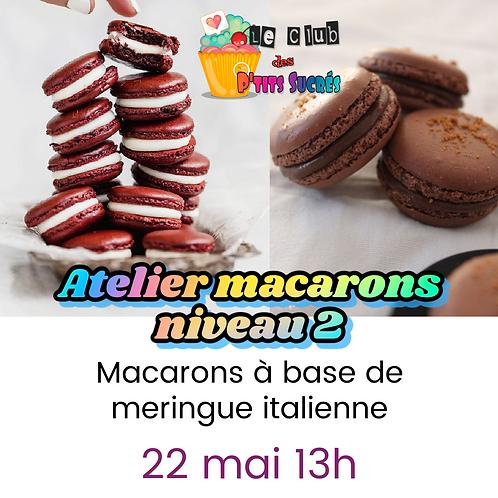 Boîte Macarons 2
