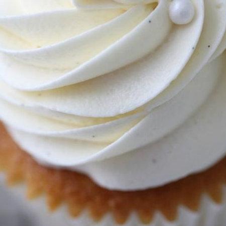 Glaçage crème au beurre vanille