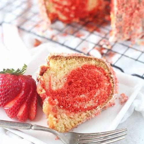 Mini BoundtCake shortcake aux fraises