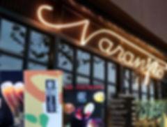 bar naranjito barcelona cerveceria pub bar musical en el