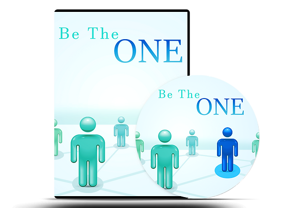 Be the One DVD Series