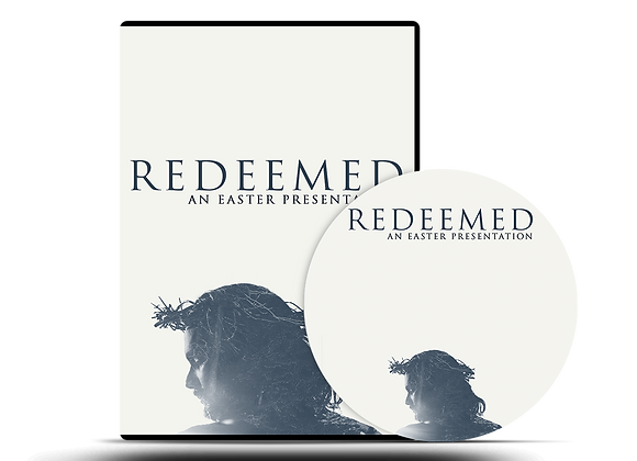 Redeemed 2019 DVD