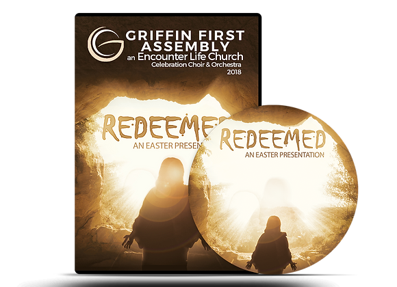 Redeemed 2018 CD