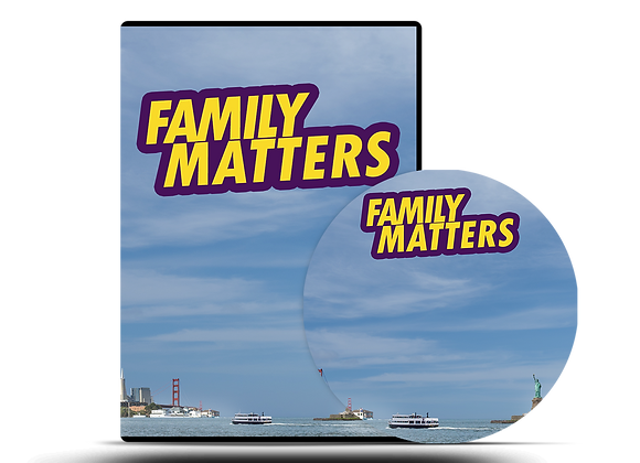 Family Matters CD Series