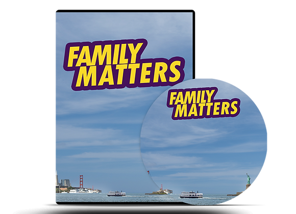 Family Matters DVD Series