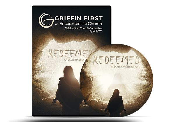 Redeemed 2017 DVD