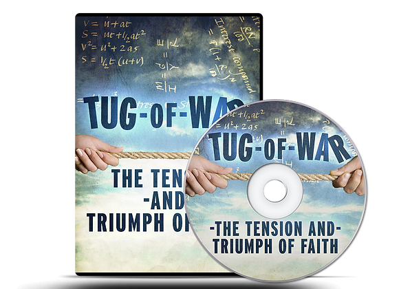 The Tension and Triumph Of Faith DVD Series