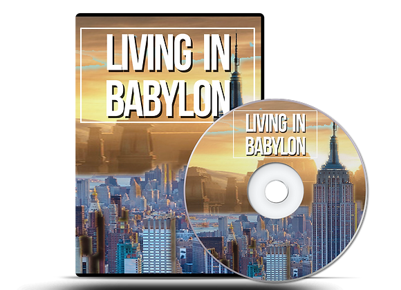 Living In Babylon DVD Series