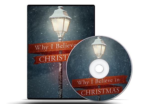 Why I Believe in Christmas DVD Series