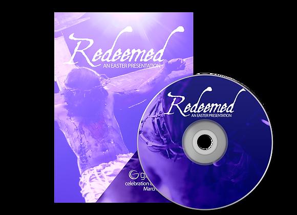 Redeemed 2016 CD