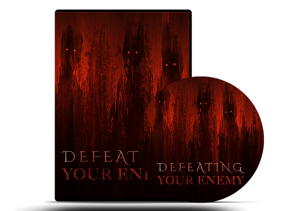 Defeating Your Enemy DVD Series