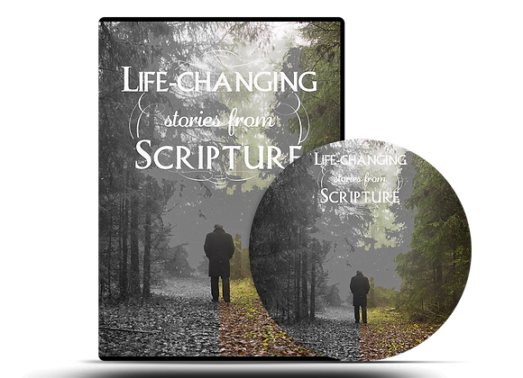 Life-Changing Stories from Scripture DVD Series