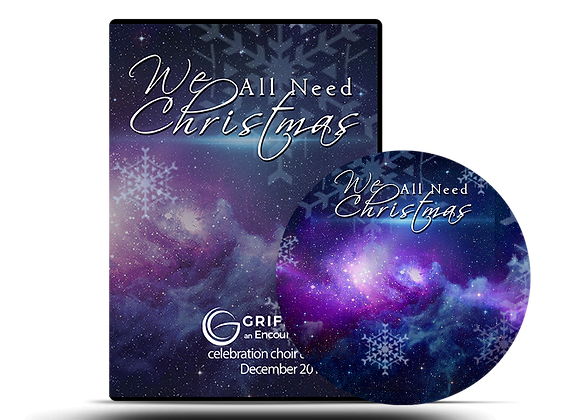 We All Need Christmas CD